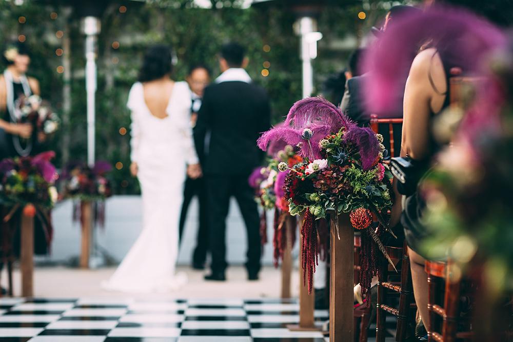 Oviatt Penthouse wedding - 18