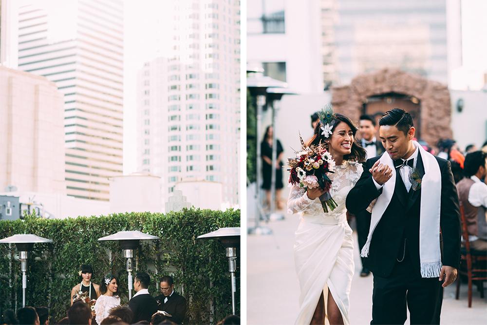 Oviatt Penthouse wedding - 22