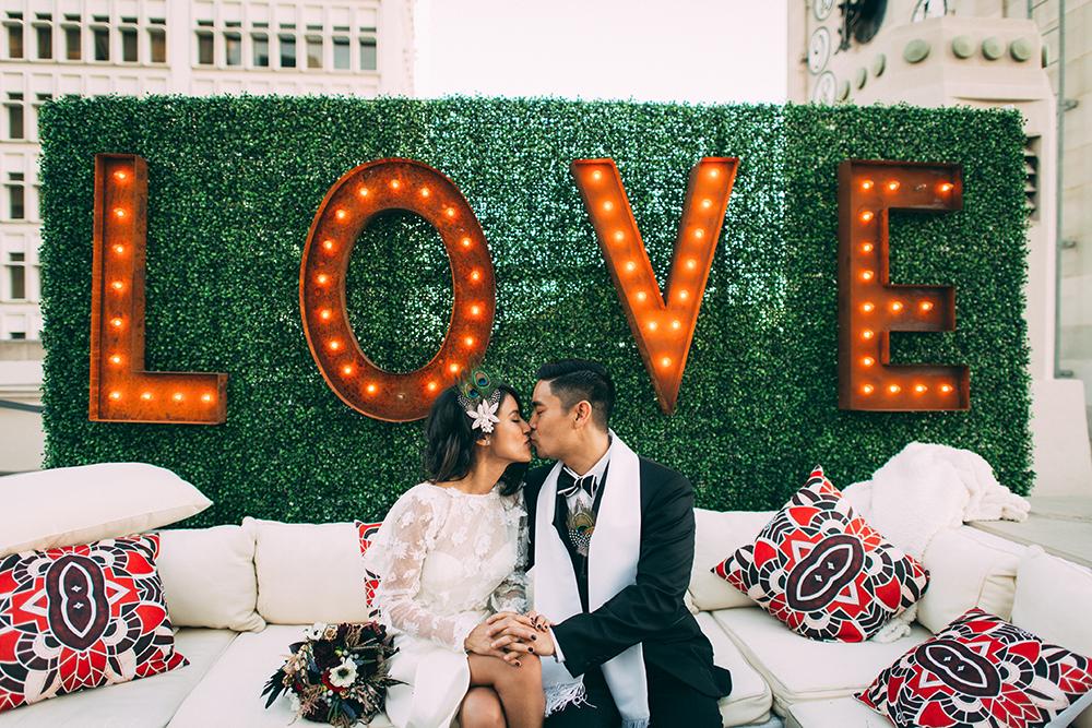 Oviatt Penthouse wedding - 24