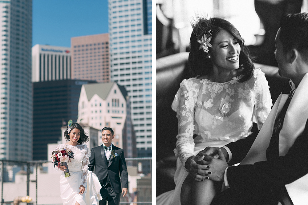 Oviatt Penthouse wedding - 7