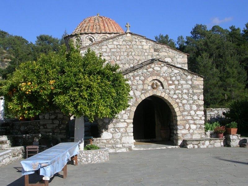 Rhodes Monasteries