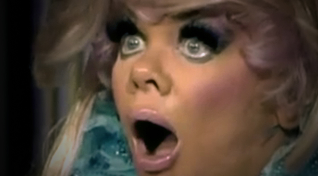 Jan crouch surprised