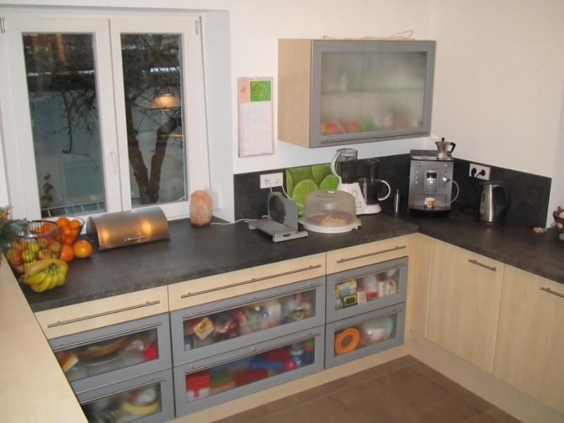 Arbeitsplatte Küche Nussbaum Nachbildung