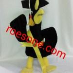 Boneka Wisuda Maskot Universitas Mulawarman (UnMul) Burung Enggang