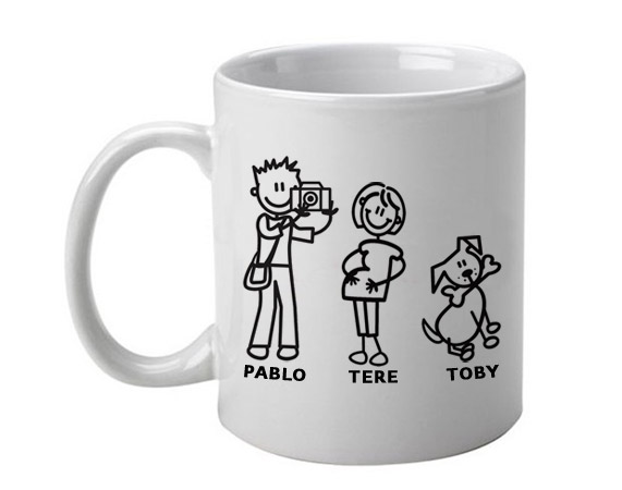 Cojines Economicos Taza Familiar