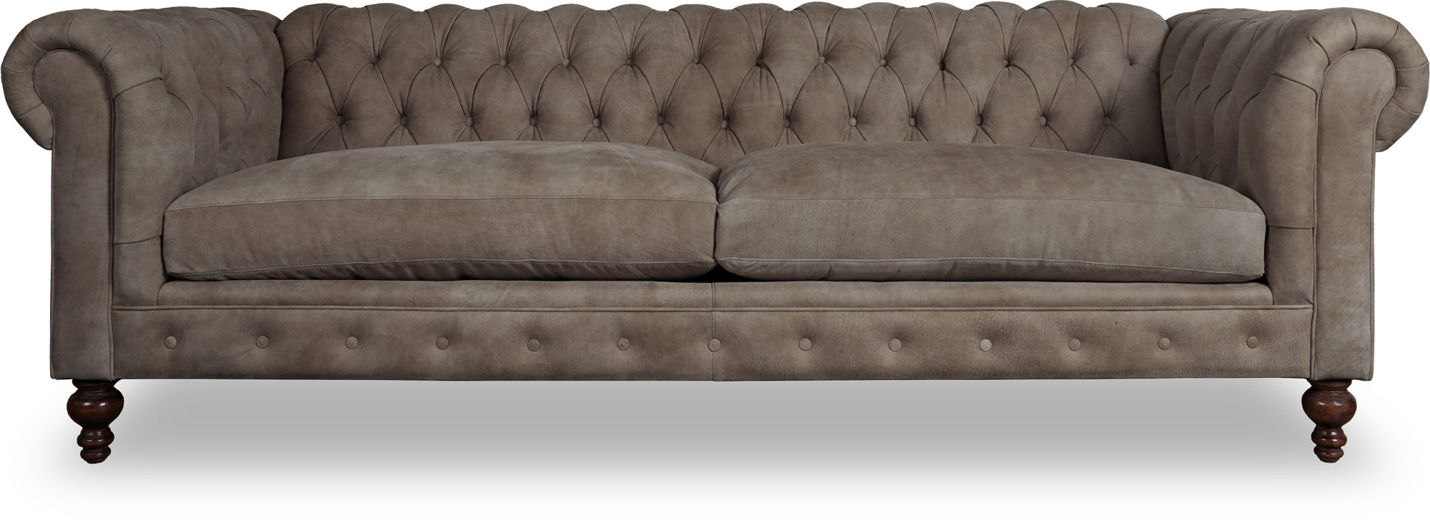 Sofa Bed Express Delivery Express Furniture Higgins Leather Chesterfield Sofa Roger Chris
