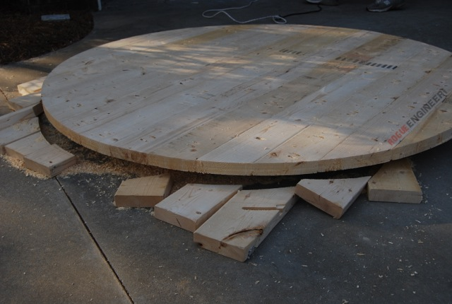 70 inch round table top rogue engineer