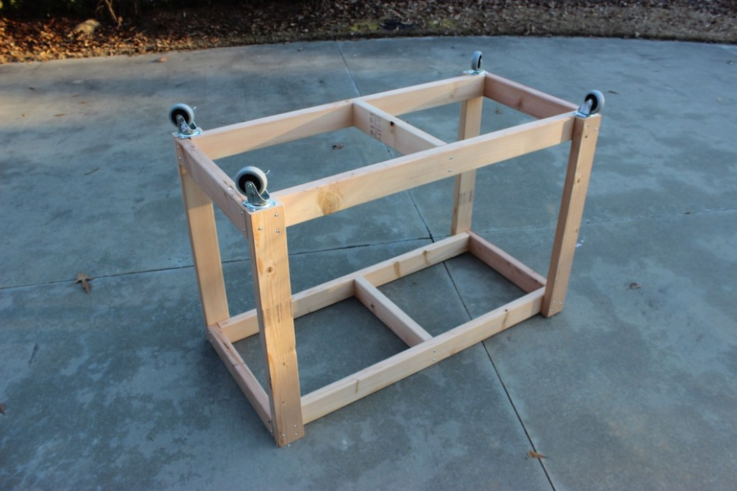 build your own workbench plans diy carpentry plans for reloading bench