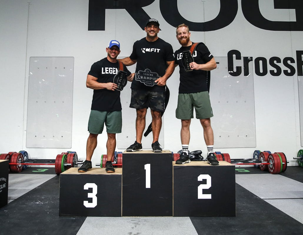 Garage Games Invitational 2019 Rogue Invitational Rogue Fitness