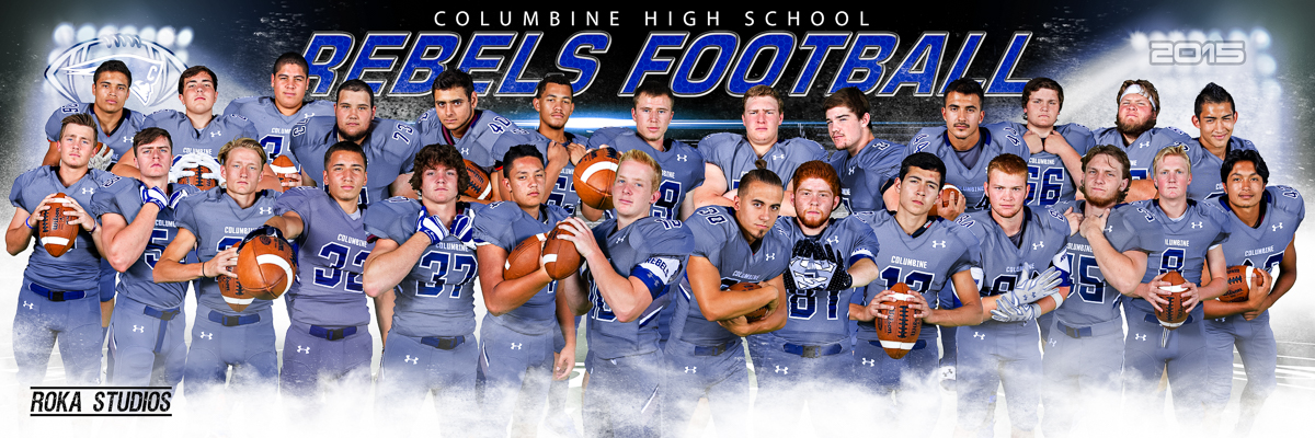 Columbine High School Football - Roka Studios - Columbine High School Football