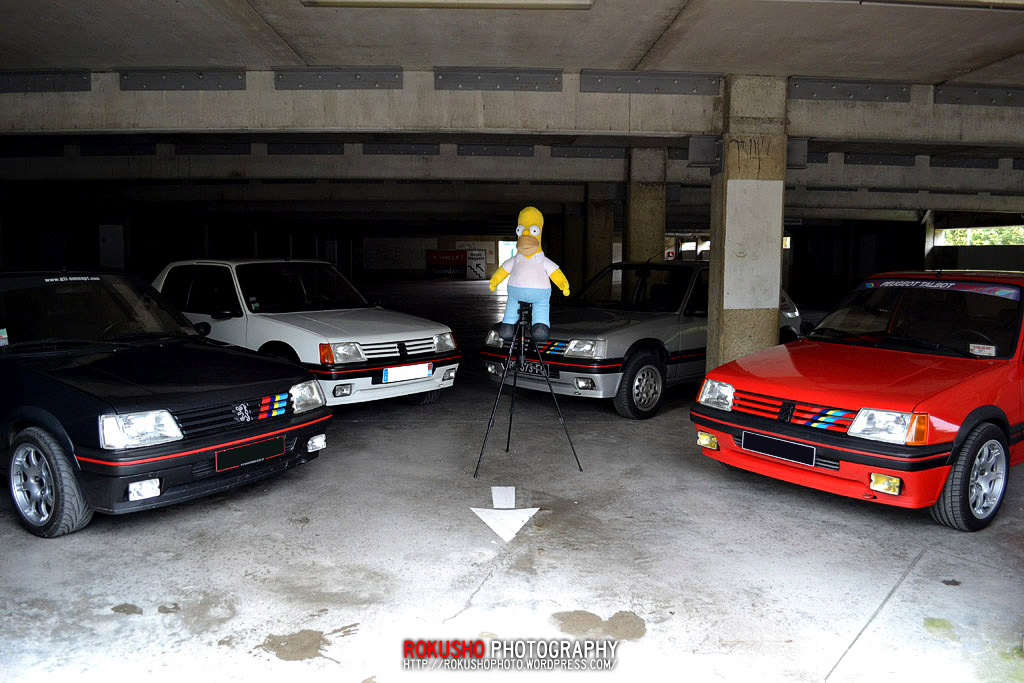 Car Hdr Wallpaper Peugeot 205 Gti Rokusho Photo Wallpaper Fond Ecran