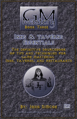 GM Mastery: Inns & Taverns Essentials cover