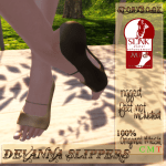 .storybook. - Devanna Slippers Ad