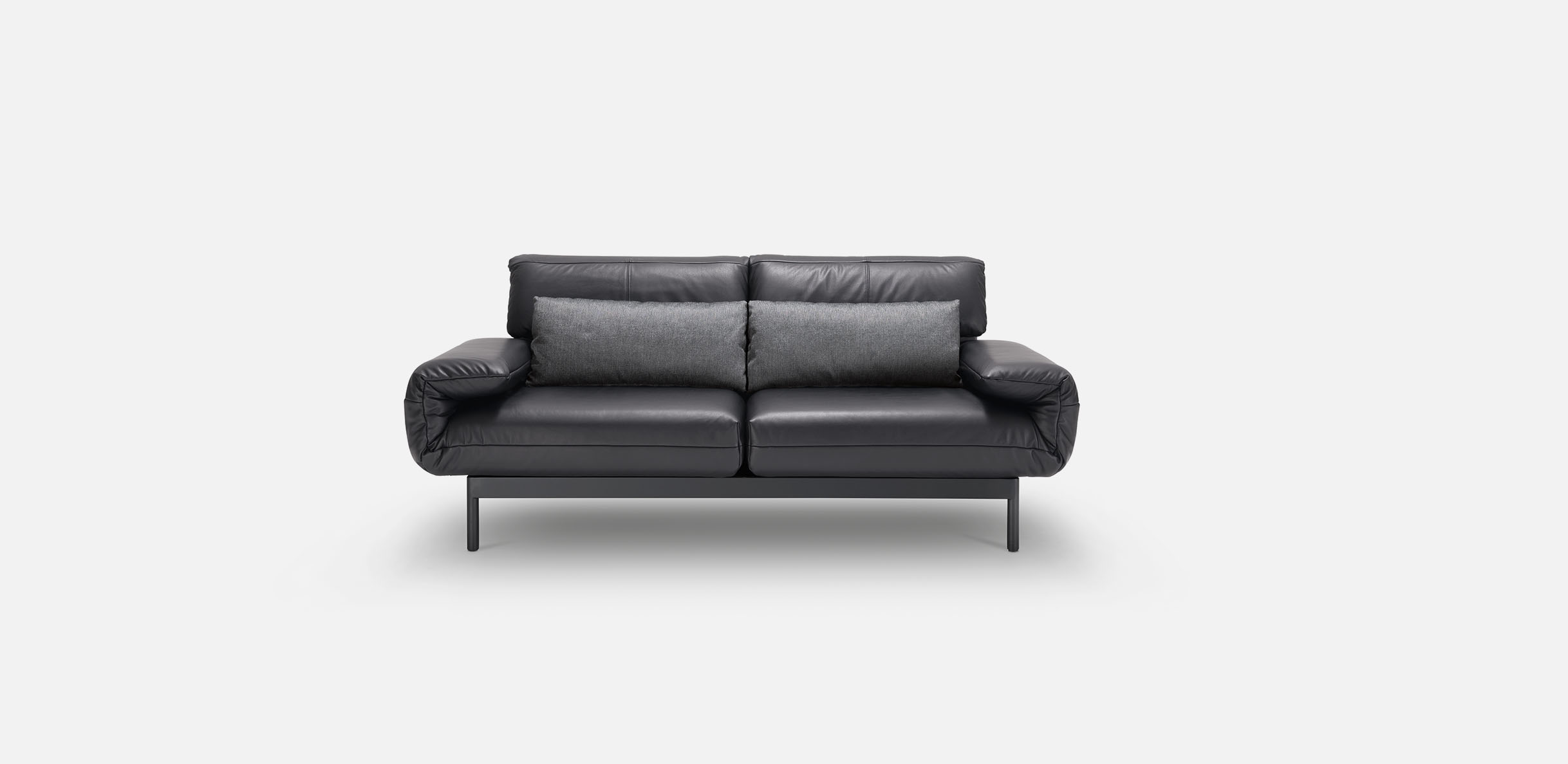 Moderne Couch Mit Sessel Plura