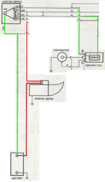 Toyota Ke30 Wiring Diagram - Wiring Diagrams