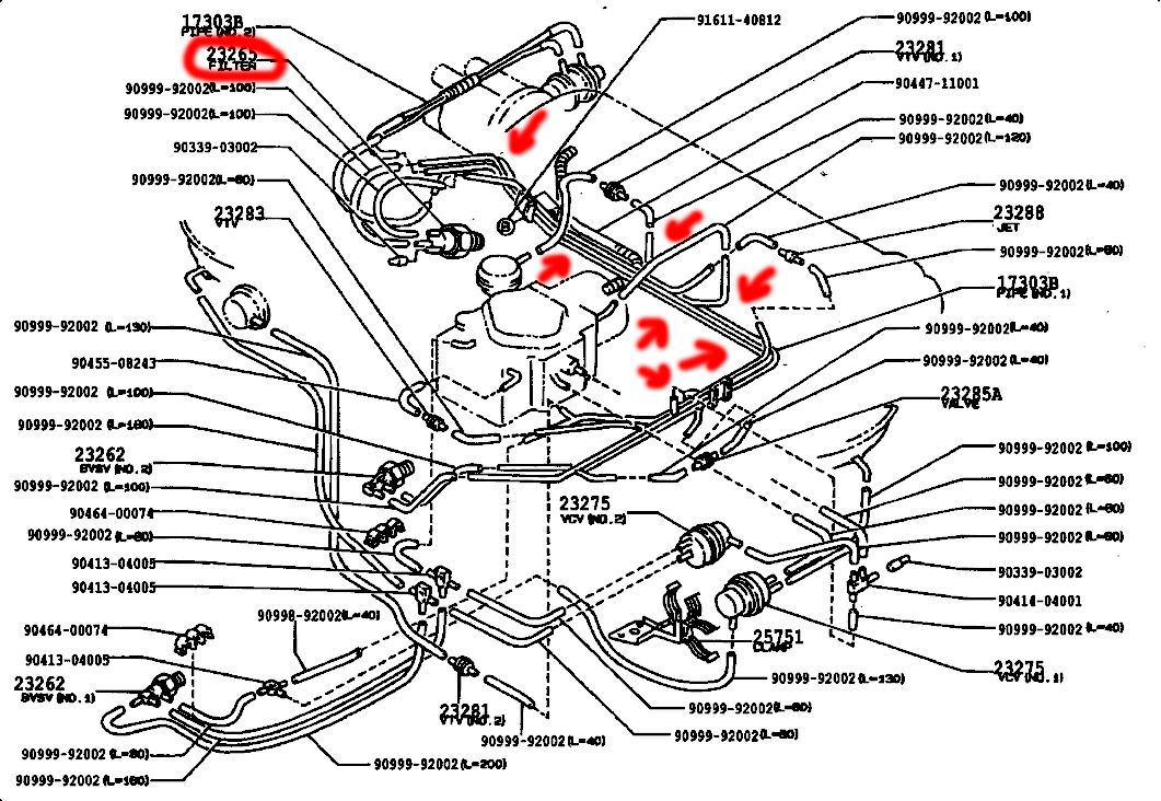 toyota conquest wiring diagram