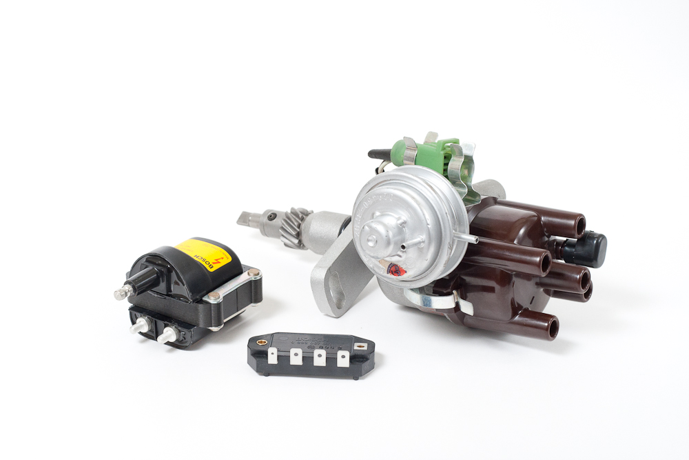 How To Install An Electronic Distributor - Car Electrical
