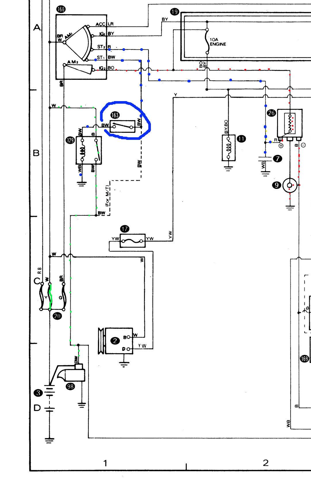 ke70 ignition wiring diagram