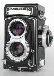 Rolleiflex T - Type 3