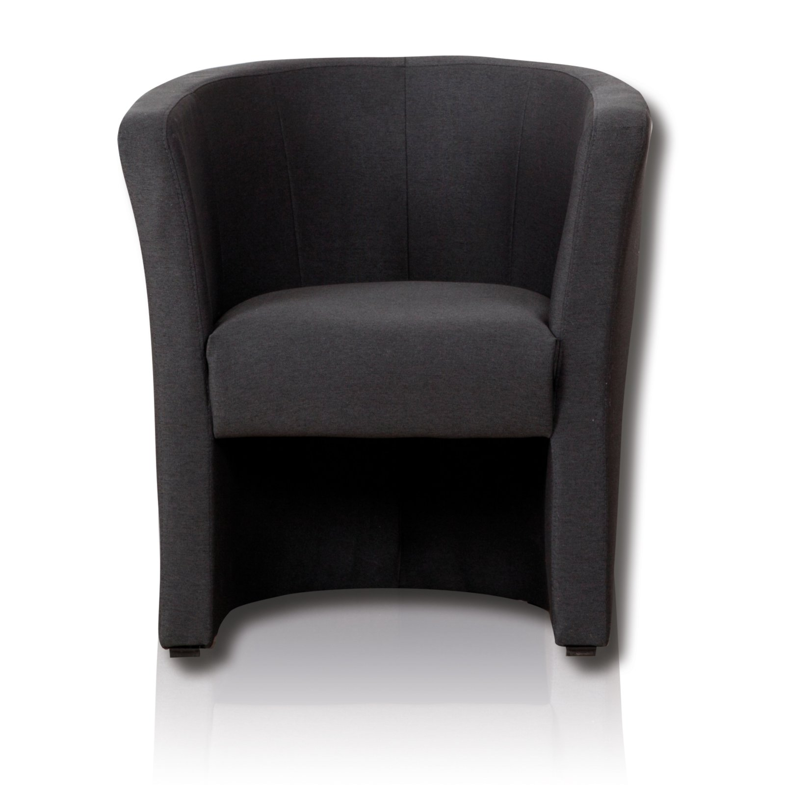 Lounge Sessel Grün Cocktailsessel - Anthrazit - 75x83 Cm | Cocktailsessel