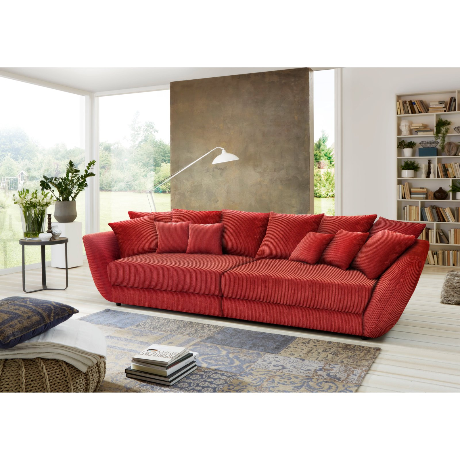 Bigsofa Blair Big Sofa Rot Big Sofa Rot With Big Sofa Rot Big Sofa Rot Hu Von