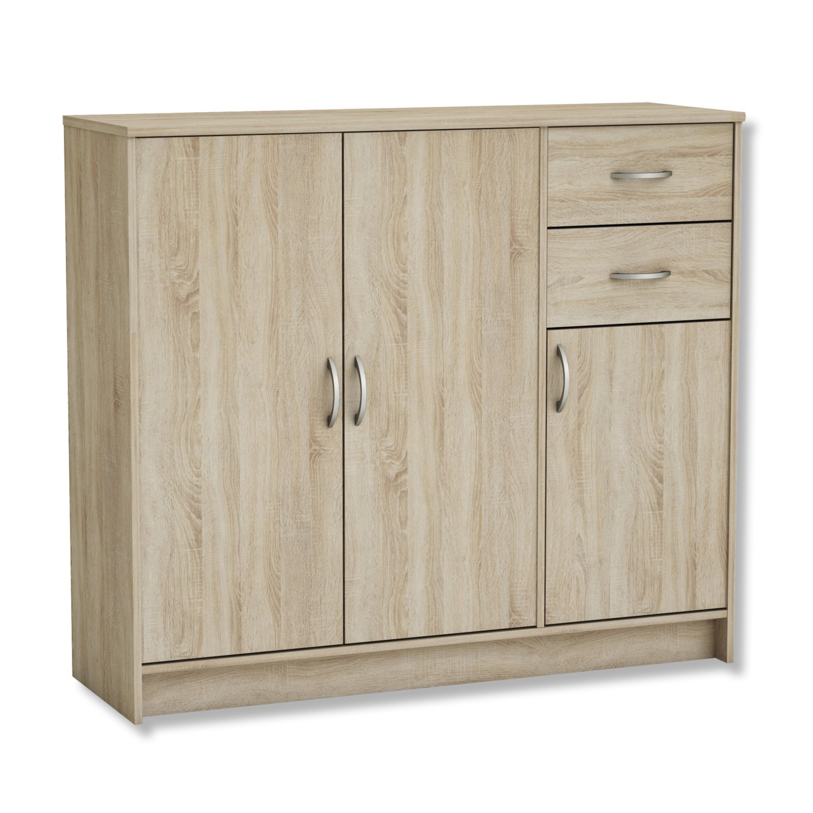 Highboard Herkules Wildeiche Kommode. Architektur Eiche Massiv Kommode