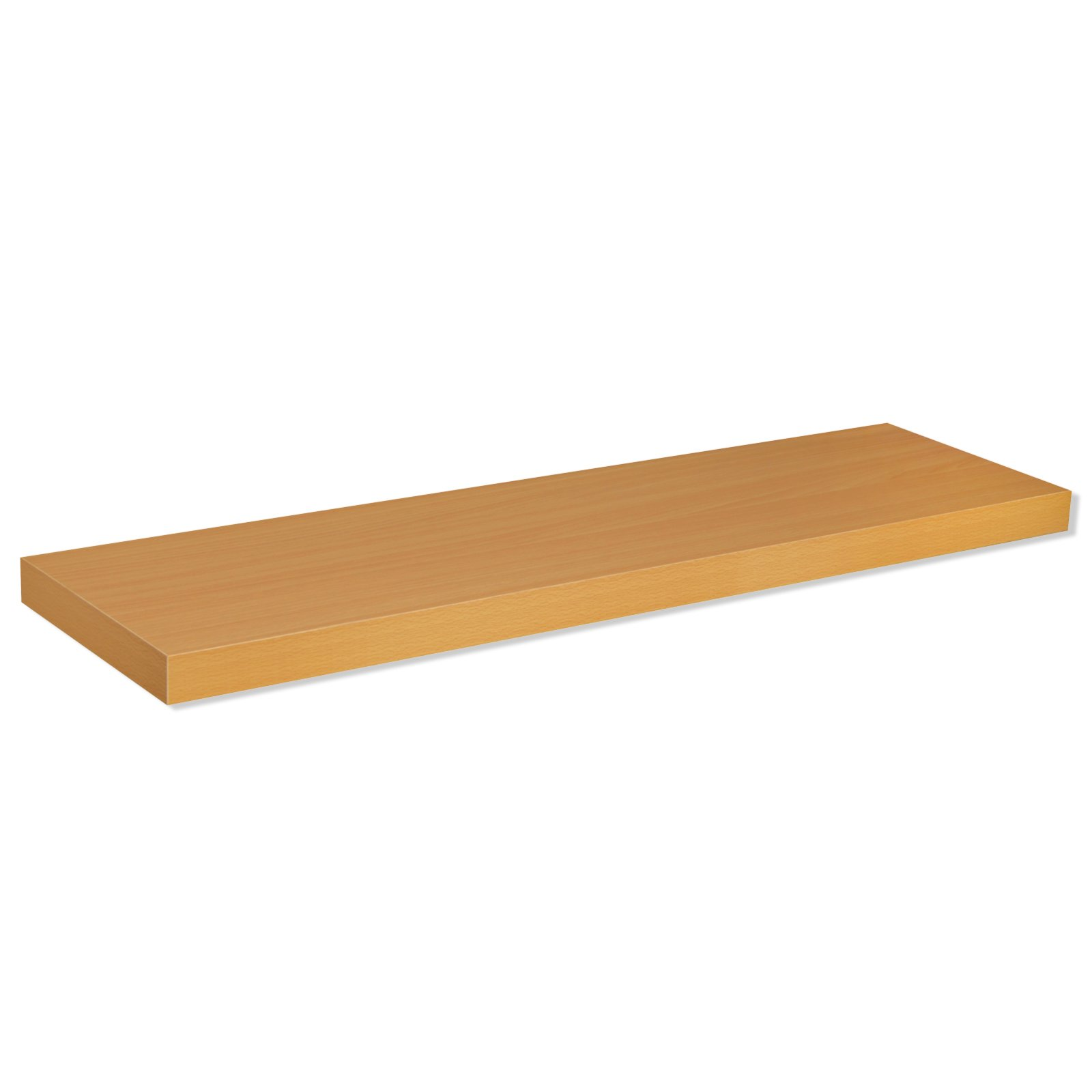 Bücherbord Holz Wandregal Beech Buche 90 Cm Wandregale And Boards