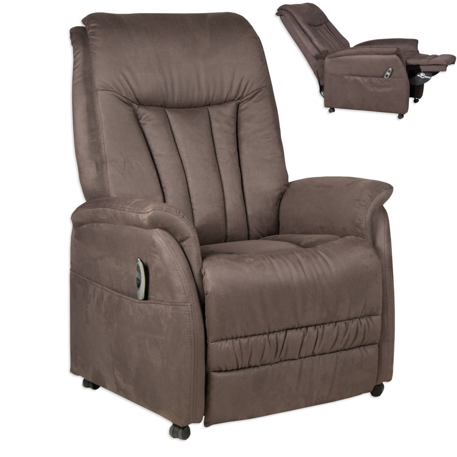 Relaxsessel Vancouver Tv Sessel Braun