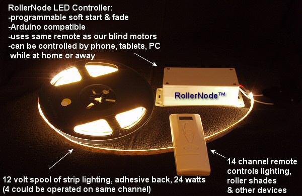 Home Led Lighting Control Arduino Control Led Lighting