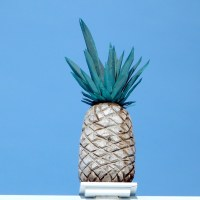 PINEAPPLES: SYMBOLS OF WELCOME & WEALTH (ALSO, DELICIOUS)