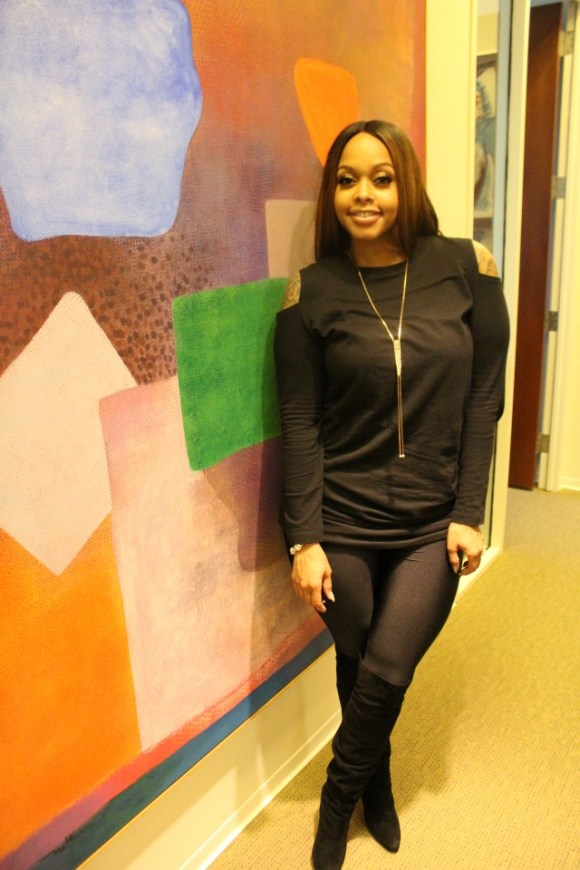Chrisette michele talks being in love and new album milestone