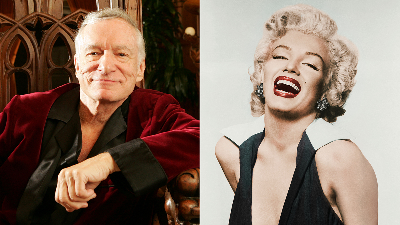 Marylin Monroe Hugh Hefner Will Be Buried Next To Marilyn Monroe S Crypt