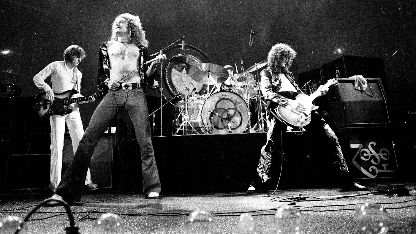 Bad Led Zeppelin Lyrics How Led Zeppelin Struck Back At Critics With Fourth Lp