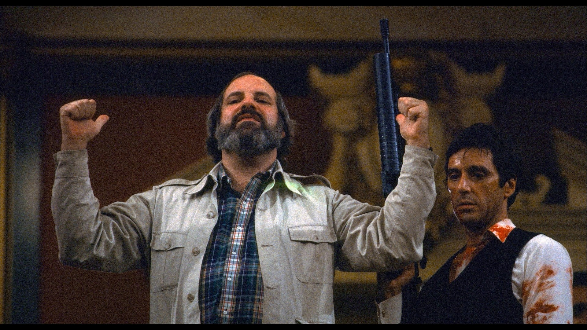 Bad Set Palma 15 Things We Learned From The De Palma Documentary Rolling Stone