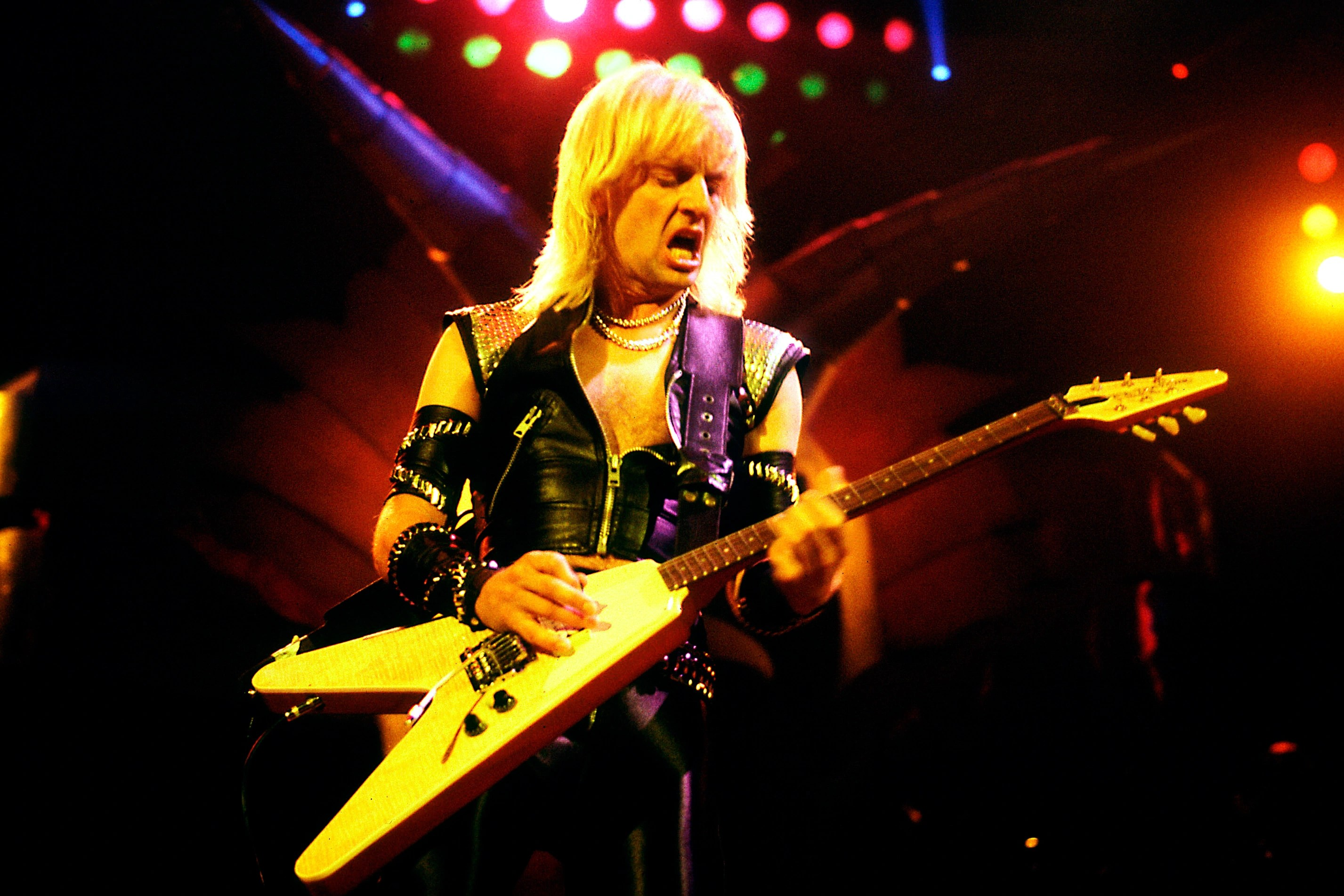 On Heavy Metal Ex Judas Priest Guitarist K K Downing On Heavy Duty Memoir