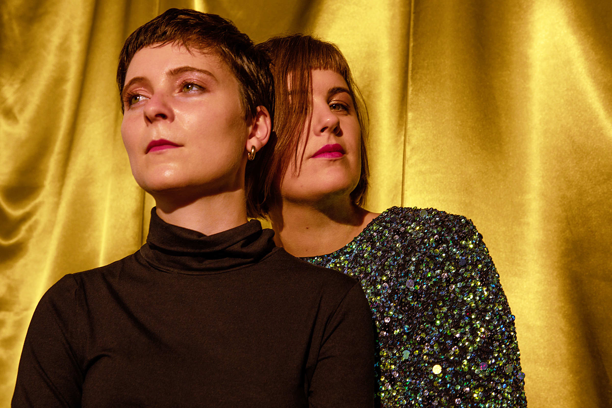 Gold S Aussie Indie Pop Duo Oh Pep S Everyday Gold Rolling Stone