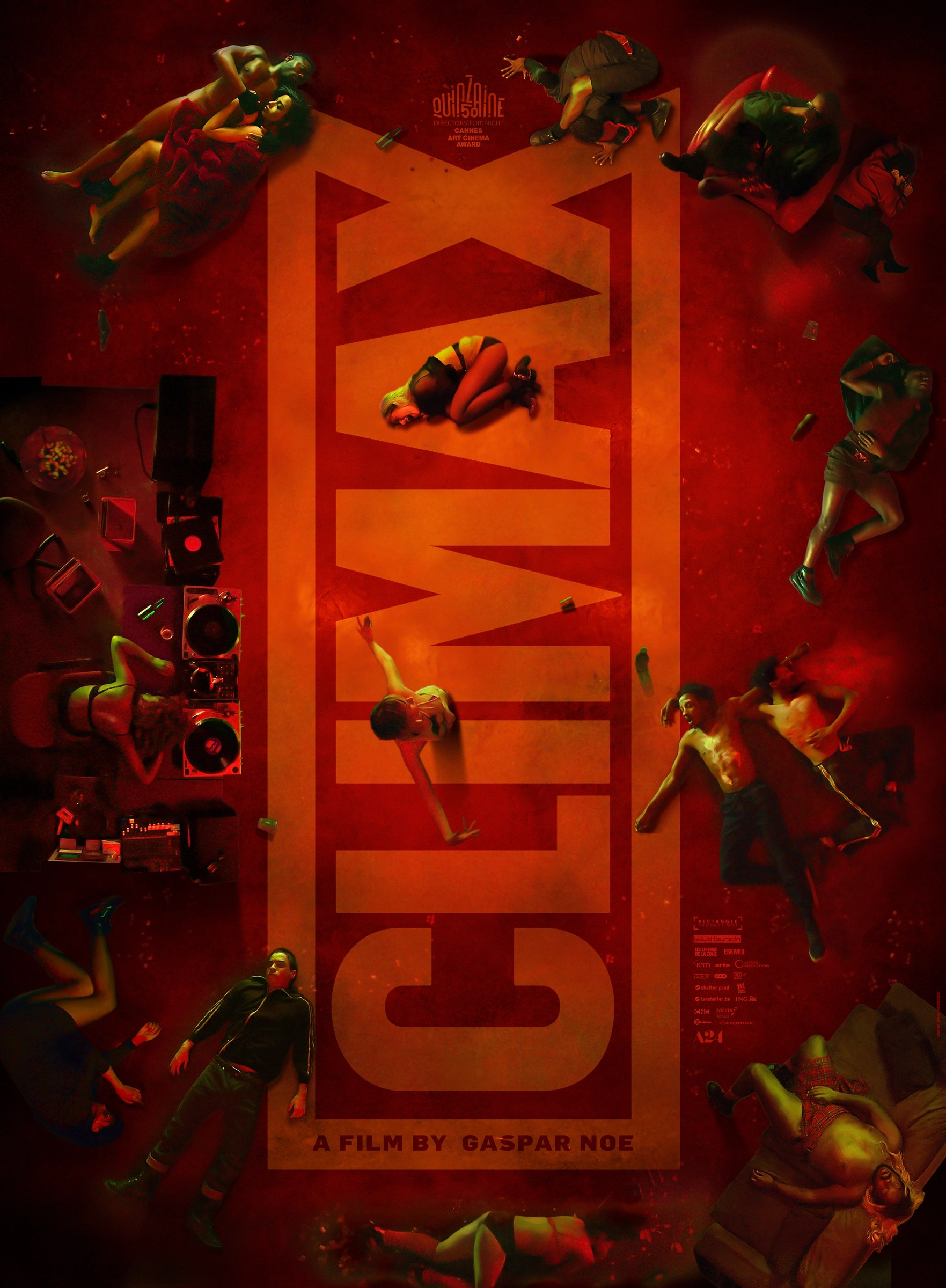 Arte Tv Newsletter Climax Review Sex Drugs And Gaspar Noe S Dance Party In Hell
