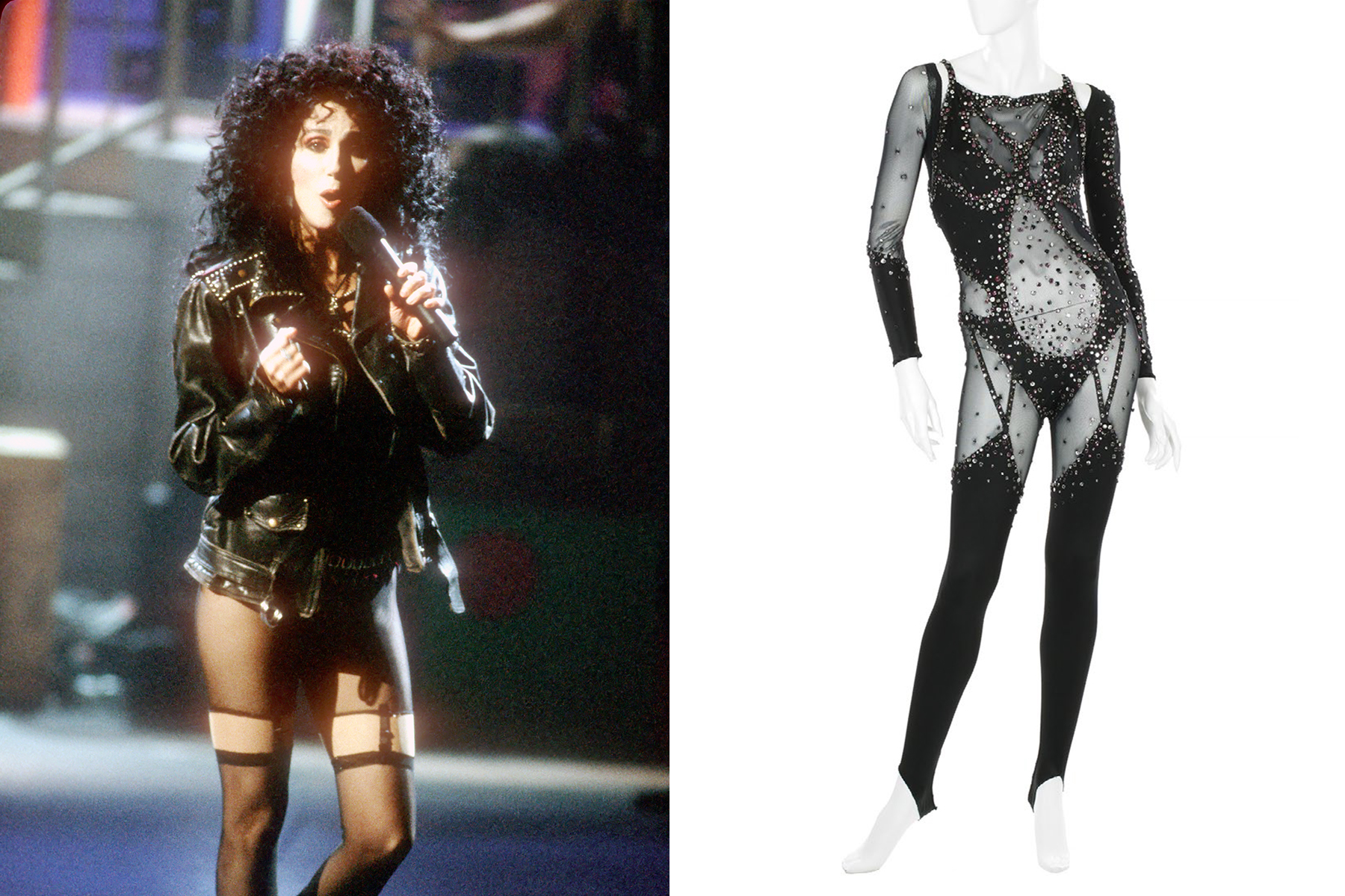 Iconic Destiny S Child Cher Costumes Up For Sale At Julien S Auctions Rolling Stone