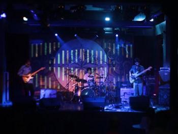 Photos: The Bodhisattwa Trio Launch 'Heart of Darkness' at Blue Frog, Mumbai
