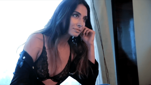 Watch: Monica Dogra for October 2016 Cover Shoot