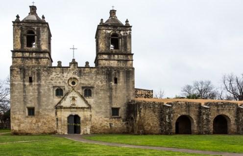 San Antonio - Mission Concepcion-9984