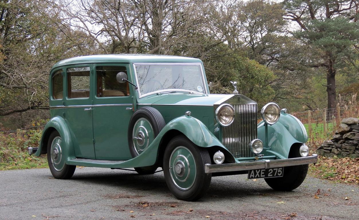Rolls Royce Car Wash Movie