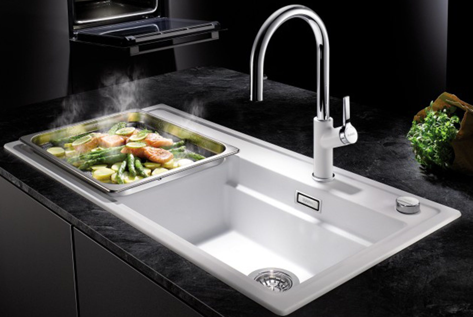 Kitchen Sinks Choosing The Right Sink For Your Kitchen The Sink Buying