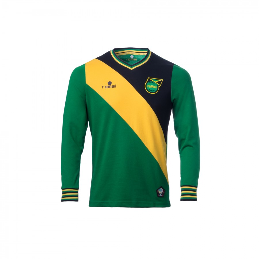 Retro Jerseys Jamaica Second Match Retro Jersey