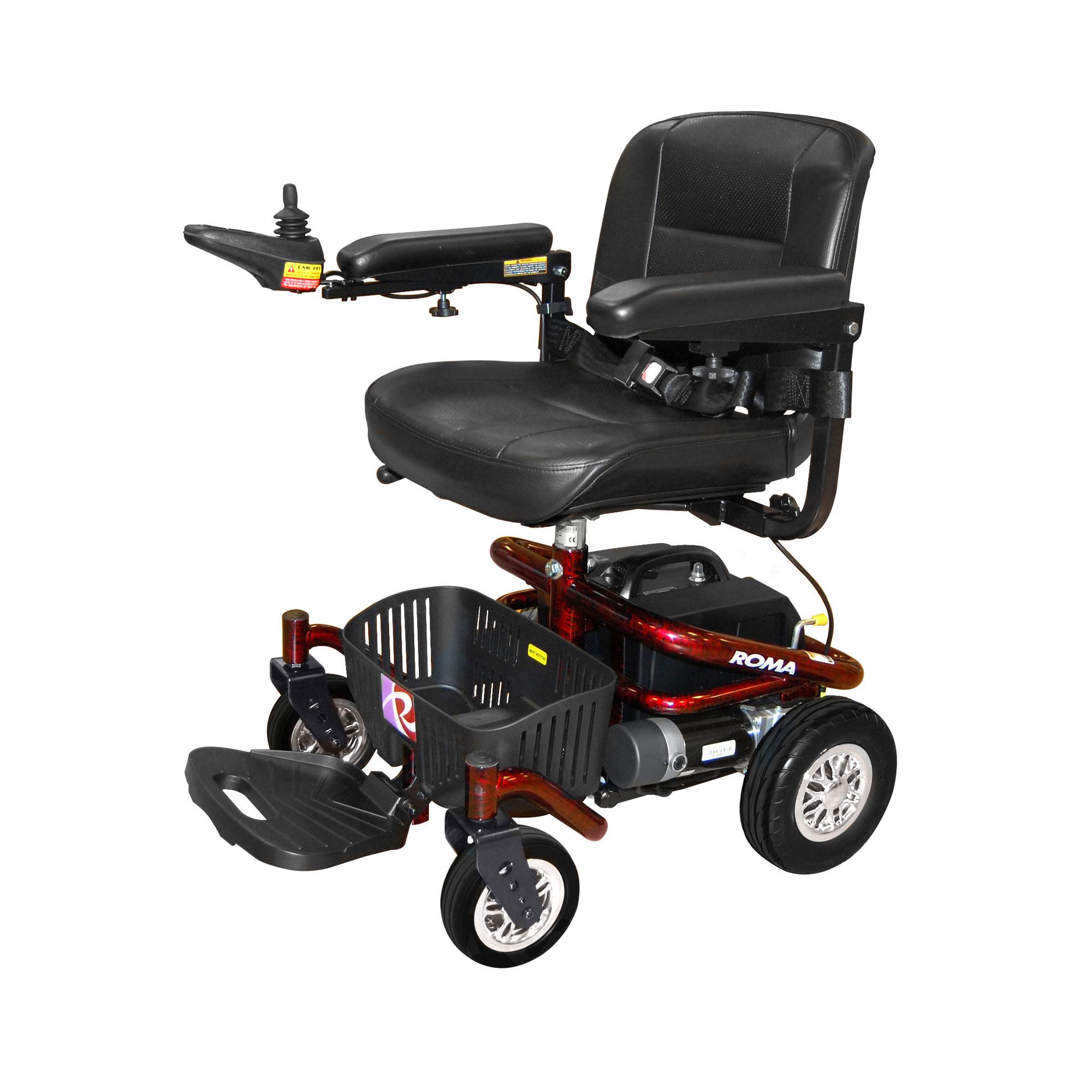 Roma Reno II Power Chair Roma Medical