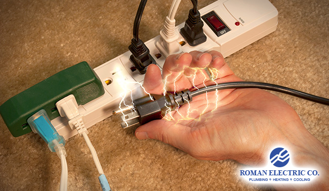 5 Common Electrical Shock Causes - Roman Electric