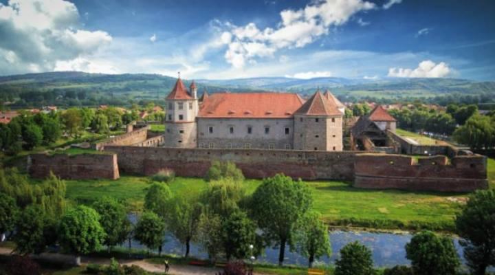 (FOTO) Cetatea Făgăraș a înregistrat un numar record de vizitatori anul acesta
