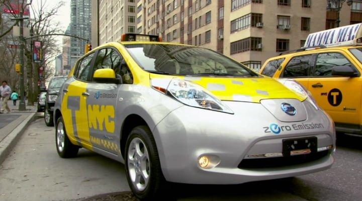 Primul oras din România cu taxiuri electrice