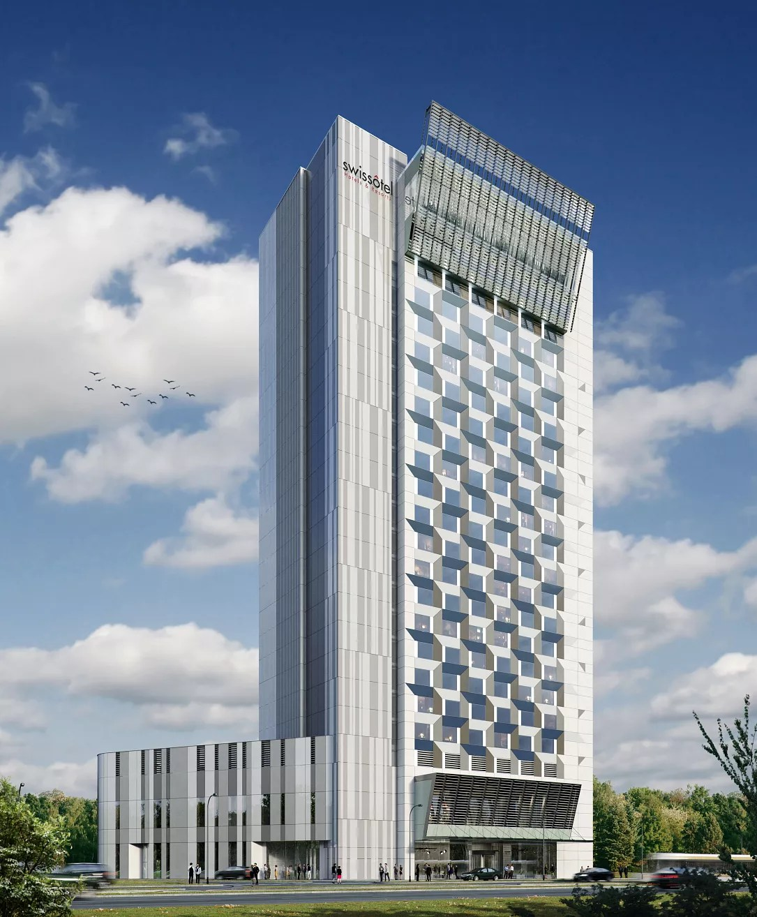Accor Group French Group Accor Brings Five Star Hotel Brand On Tallest Hotel
