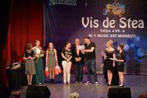 Gala laureatilor - Juriul festivalului.1 (foto Centrul Cultural LIRA Moinesti)